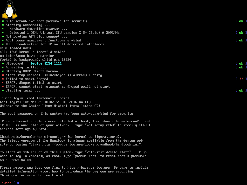 Moving away from Arch Linux Part 2: Looking at alternative