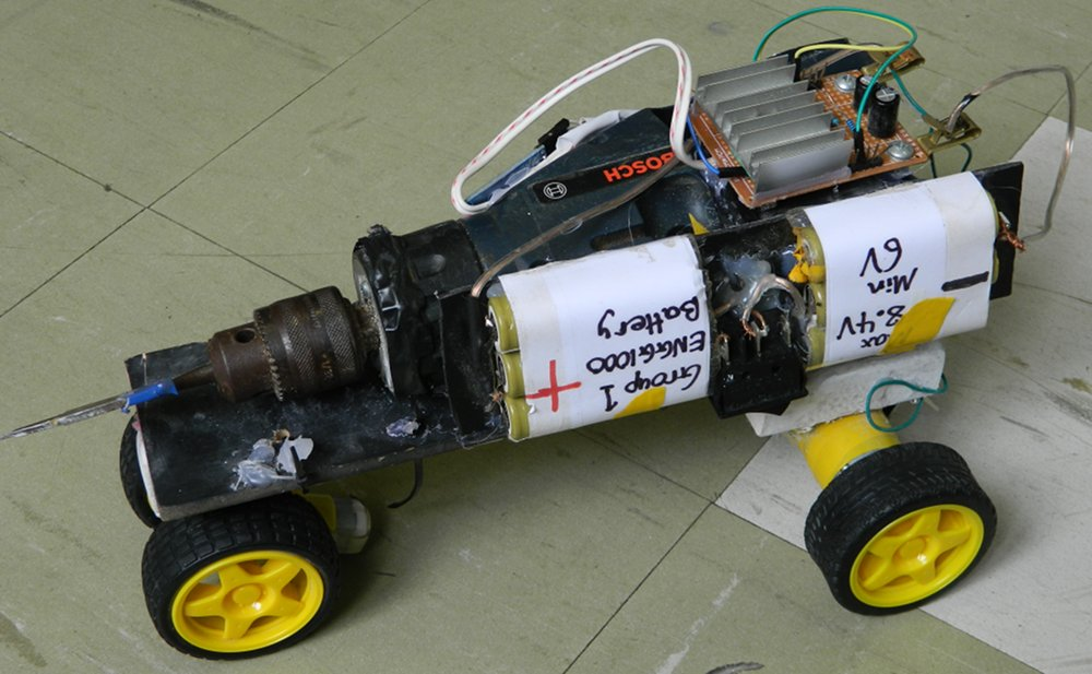 Archives: Robots and lab projects pre-2016